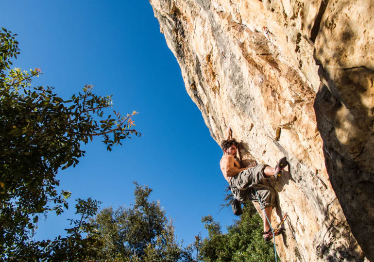 Basic and Advanced Rock Climbing Moves and Techniques