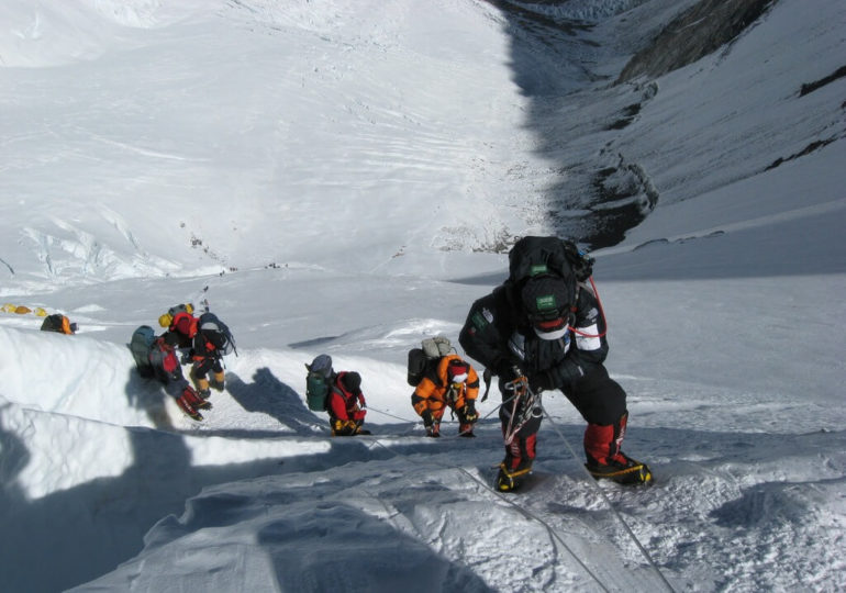Different Mountaineering Terms And What Do They Mean