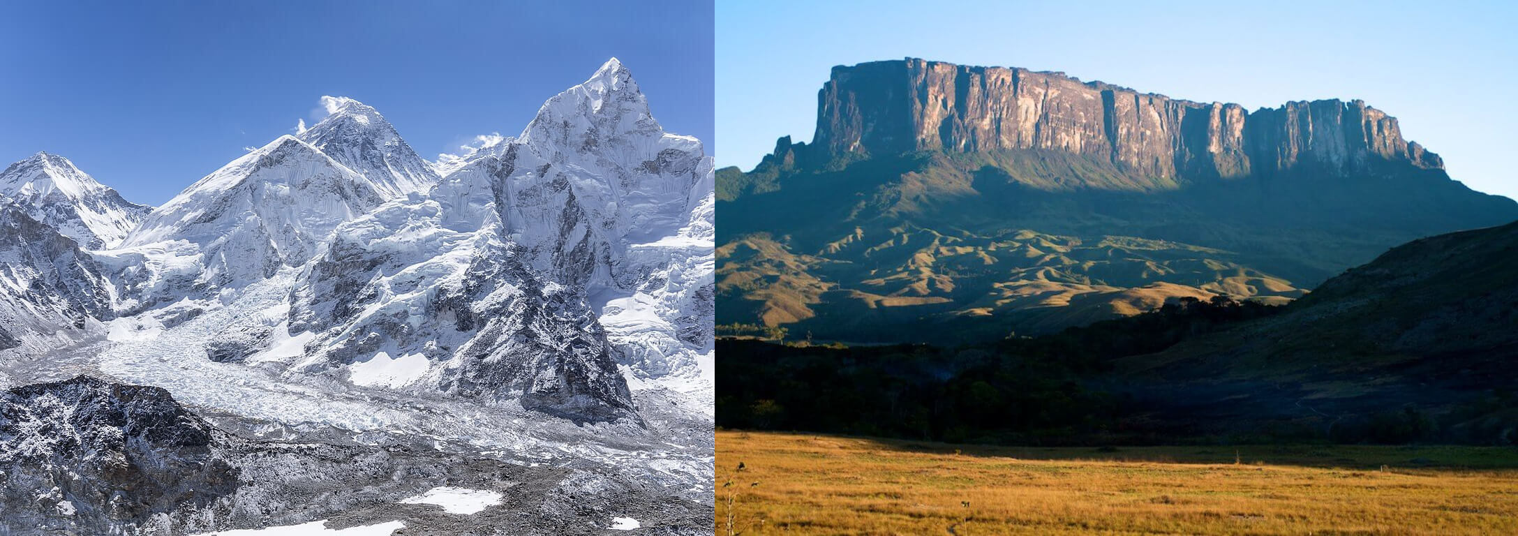 Difference Between Mountain and Plateau