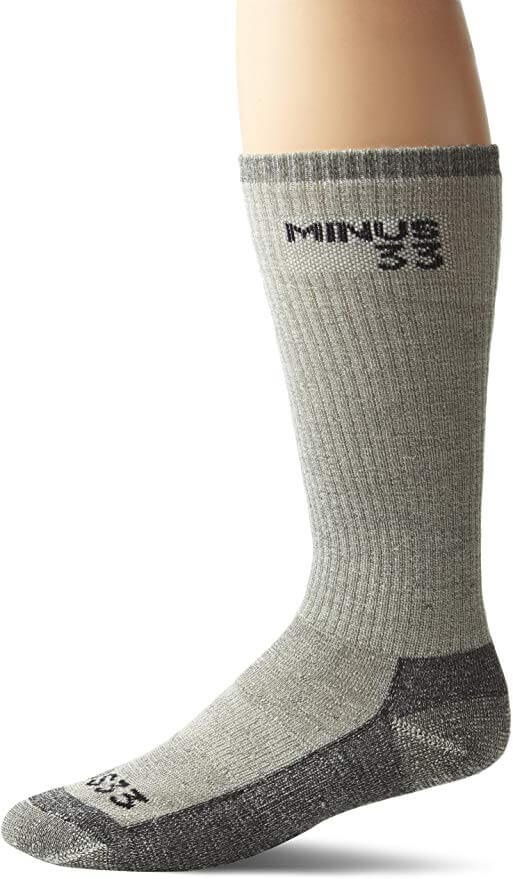 Minus33 Merino Wool Expedition Mountaineer Sock